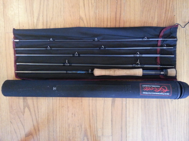 Used equipment for sale jeff wilkins fly fishing for Used fishing equipment for sale