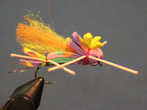 Fly Tying Instruction - Fly Tying Recipes - Fly Tying Movies - Fly