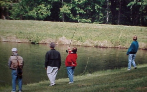 Fly Fishing Schoolslessons Instruction Jeff Wilkins Fly Fishing