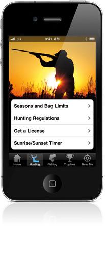 Smartphone fly fishing app jeff wilkins fly fishing for Hunt fish va